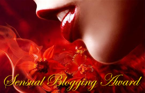 The Sensual Blog Award 2012