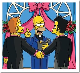 The-Simpsons-Same-Sex-Marriage